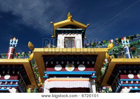 Kalaczakra Temples
