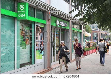 Otp Bank, Hungary