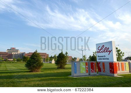Lilly Research Laboratories, Indianapolis