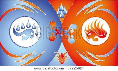 water&fire