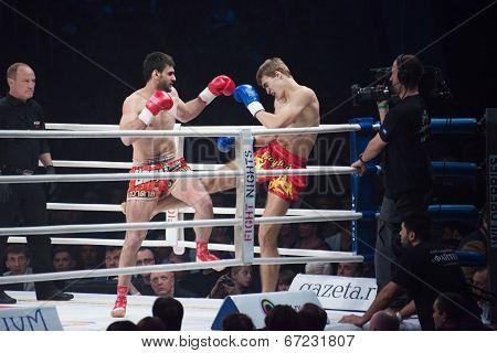 Alexander Mischenko versus Timur Aylyarov