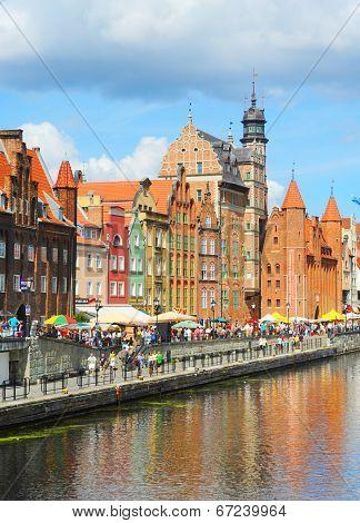 Gdansk Embankment