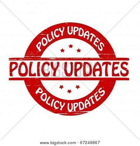 Policy Updates