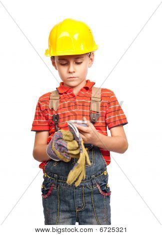 Little Construction Worker