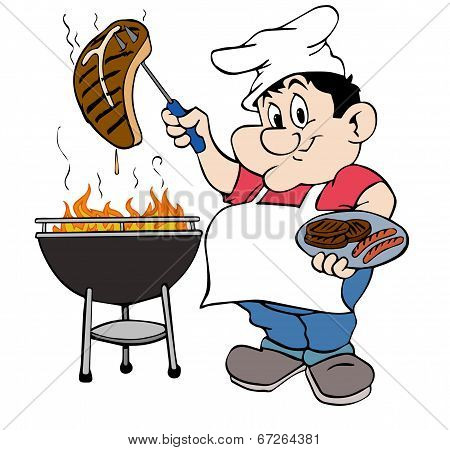 Barbeque Guy