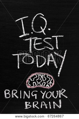 IQ Test Today