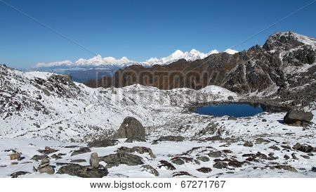 Beautiful Scenery in Nepal