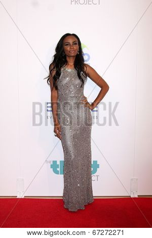LOS ANGELES - JUN 24:  Sierra McClain at the 5th Annual Thirst Gala at the Beverly Hilton Hotel on June 24, 2014 in Beverly Hills, CA