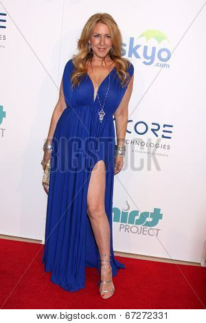 LOS ANGELES - JUN 24:  Joely FIsher at the 5th Annual Thirst Gala at the Beverly Hilton Hotel on June 24, 2014 in Beverly Hills, CA
