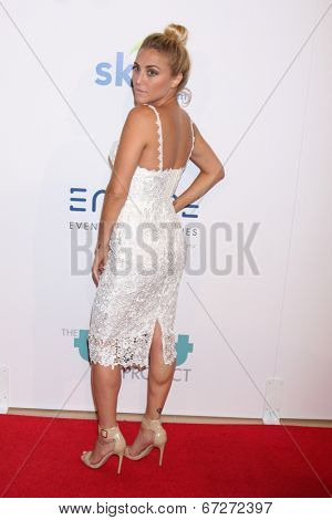 LOS ANGELES - JUN 24:  Cassie Scerbo at the 5th Annual Thirst Gala at the Beverly Hilton Hotel on June 24, 2014 in Beverly Hills, CA