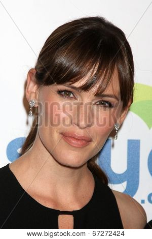 LOS ANGELES - JUN 24:  Jennifer Garner at the 5th Annual Thirst Gala at the Beverly Hilton Hotel on June 24, 2014 in Beverly Hills, CA
