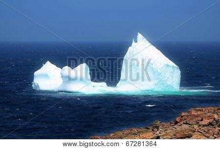 Landscape Cape Bonavista Newfoundland and Labrador Canada