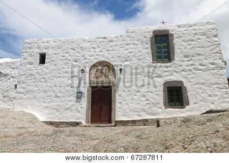 Monastery of Apocalypse, Patmos, Greece