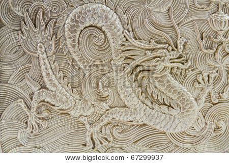Chinese Golden Dragon
