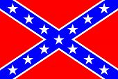 picture of confederation  - National flag of the Confederate States of America  - JPG
