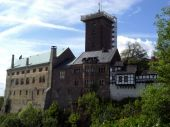 picture of wart  - A side view of the famous Castle Wart aka  - JPG