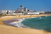 picture of vilamoura  - Vilamoura beach on South of Portugal Europe