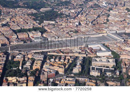 Rome, Termini Station