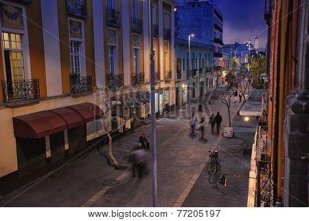 Mexico City nightlife