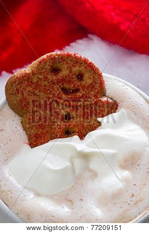 Ginger Bread Man Relaxing