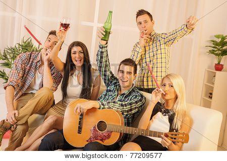 Cheers My Friends