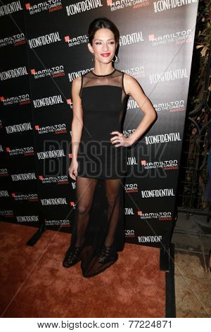 LOS ANGELES - NOV 9:  Sandra Vergara at the Hamilton Behind The Camera Awards at the Wilshire Ebell Theater on November 9, 2014 in Los Angeles, CA