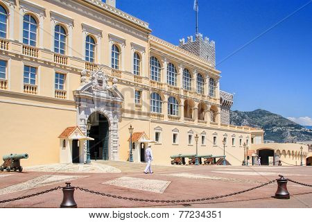 Royal Palace (monaco Ville)