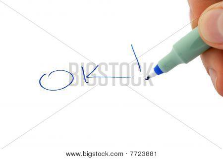 Ok Pen
