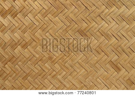 Basketwork Twill Weave Pattern
