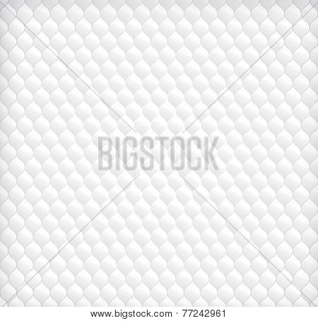 White pattern fabric seamless soft background.
