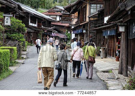 Japan - Tsumago