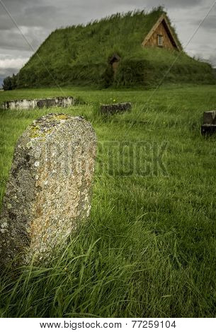 Weathered Grave