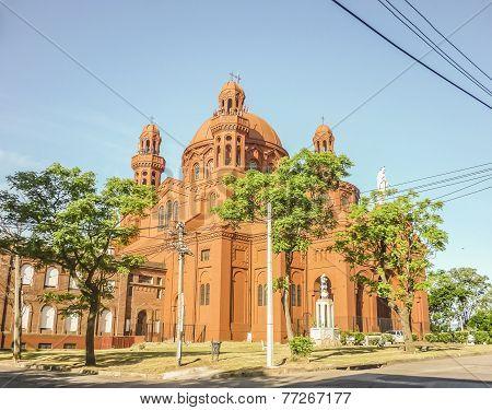 National Shrine Of Cerrito De La Victoria Church