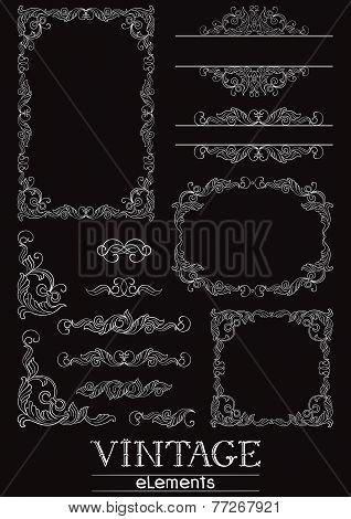 Victorian design elements