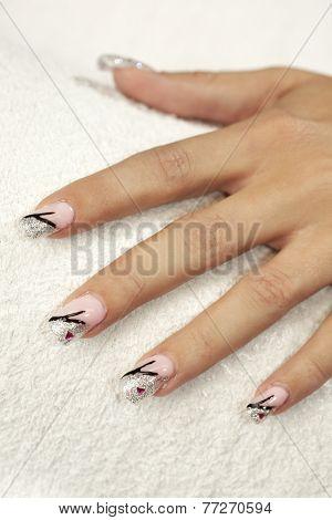 Making Nails - Decoration