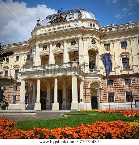 Bratislava - National Theater