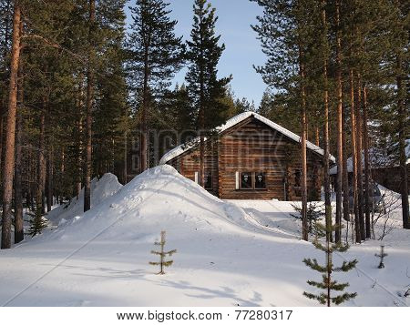 Romantic Wintersport Chalet