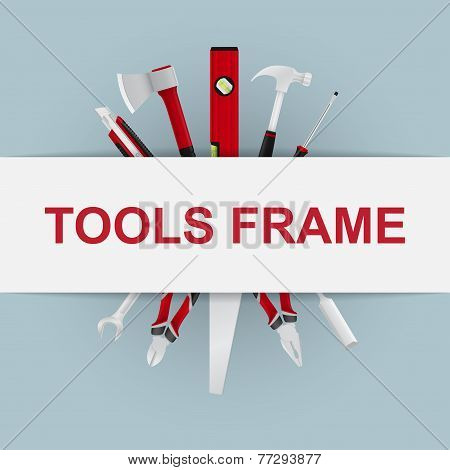 tools frame