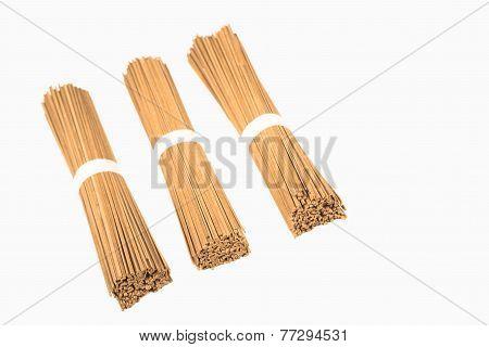 Three Packs Of Soba