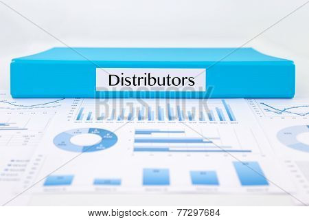 Distributor Documents, Graph Analysis And Marketing Reports