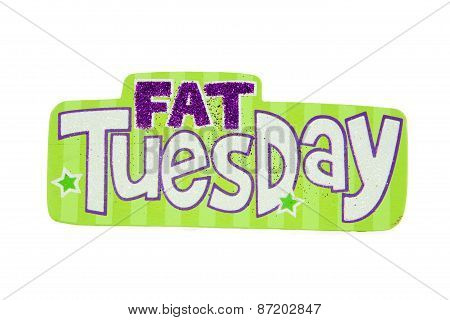 Fat Tuesday