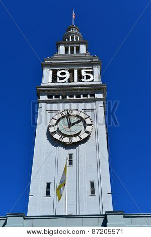 Ferry Building Clock Tower