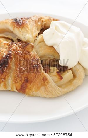 Apple Strudel Danish