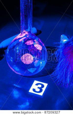 True Fluorescence Fingerprint.