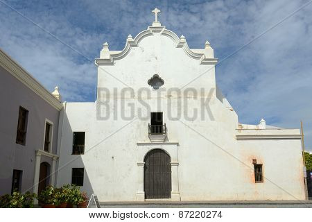 San Jose Church, San Juan, Puerto Rico