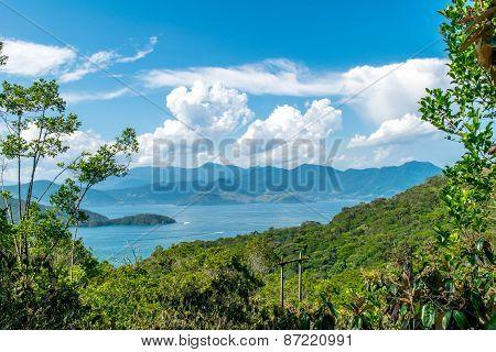 ilha grande scenery