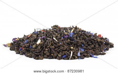 tea isolated on white background