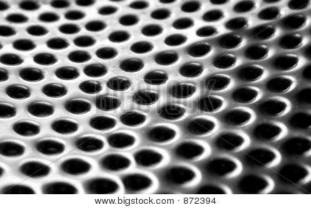 Macro Hole Pattern