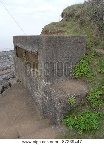 War Bunker Seascape