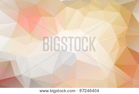 Colorful Abstract Geometric Rumpled Triangular Low Poly Style.vector Illustrator Graphic Design Back